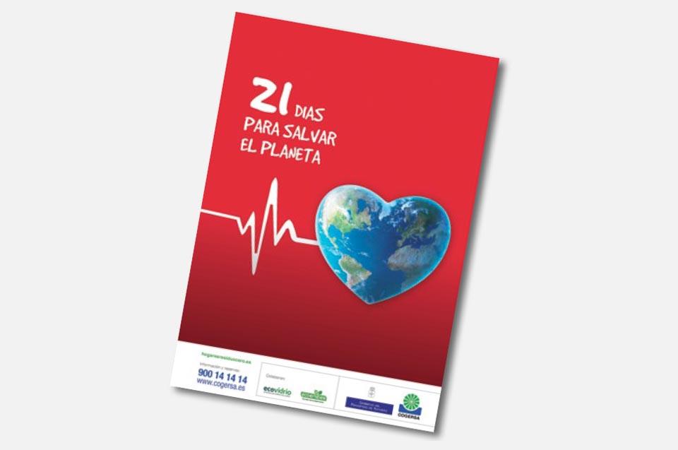 21 días para salvar el planeta